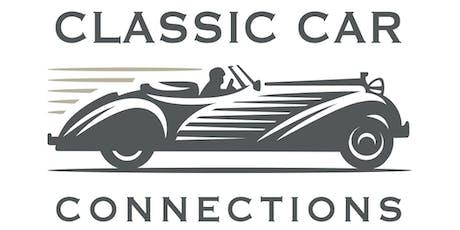 Classic Car Connections Brunch meet at Flower Farm 22nd Sept tickets