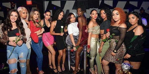 PRETTY GIRLS ❤️ R&B WEDNESDAY'S @ GOLD ROOM ATL IN BUCKHEAD