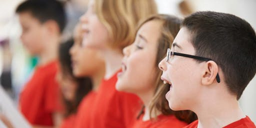 Free Trial Group Singing Class for Kids (Age 6+)