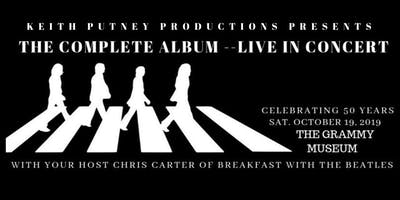 """The Beatles' """"Abbey Road"""" In Concert plus highlights of the 60s"""