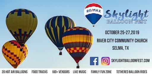 RE/MAX Skylight Balloon Fest