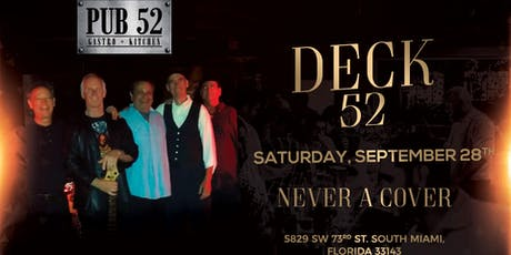 Deck 52 at Pub 52 tickets