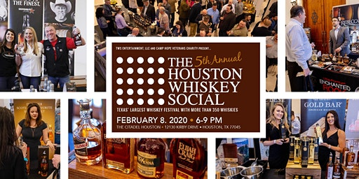 5th Annual Houston Whiskey Social