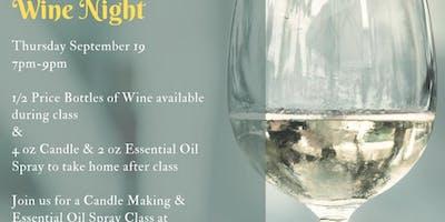 Essence & Wine Night