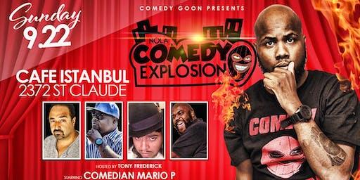 Nola Comedy Explosion XXII