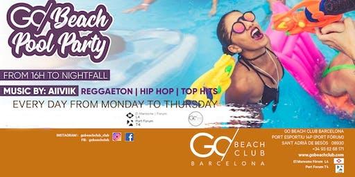 Go Beach Pool Party
