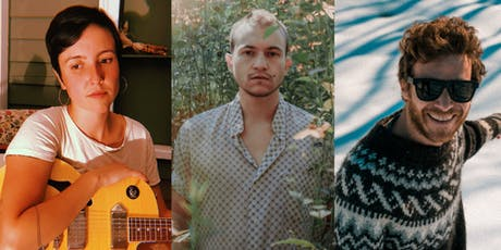 Emma Ayres + Izzy Heltai w/ Max Shakun at The Parlor Room tickets