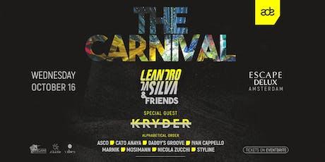 THE CARNIVAL with Leandro Da Silva & Friends tickets