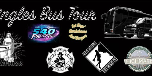 Guide to Libations Singles Bus Tour