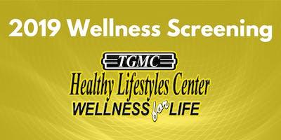 Snap Fitness 2019 Corporate Wellness Screening