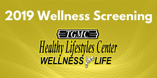 Snap Fitness 2019 Corporate Wellness Screening