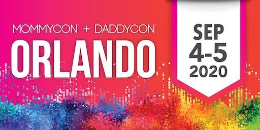 MommyCon & DaddyCon Orlando 2020