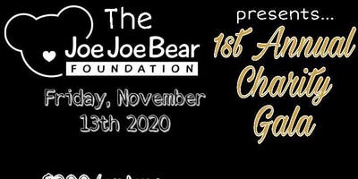 1st Annual Joe Joe Bear Foundation Gala