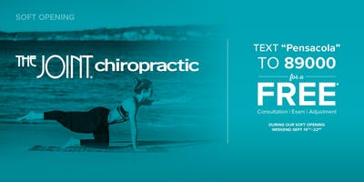 Opening Weekend at The Joint Chiropractic - Pensacola