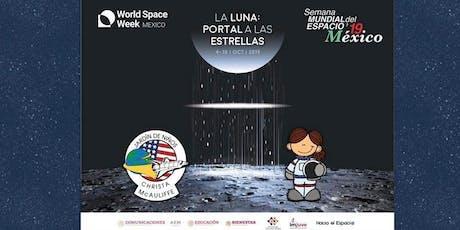 World Space Week / Semana Mundial del Espacio 2019 entradas