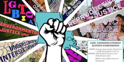 LSAC: Louisiana Student Activist Conference