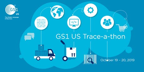 GS1 US Trace-a-thon tickets