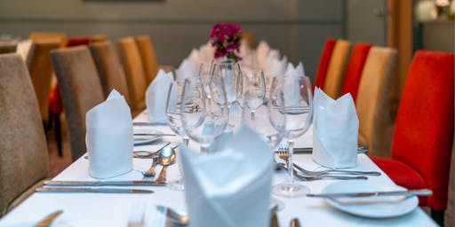 Blanch House Supper Club - 1st October 2019