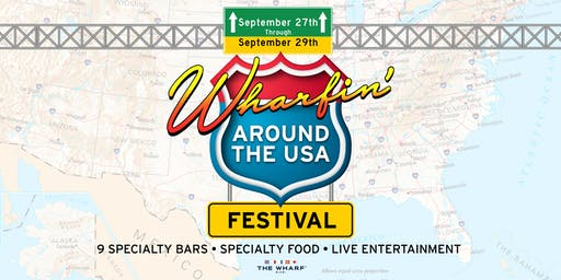 Wharfin' Around The USA: Festival