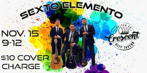 Sexto Elemento Live