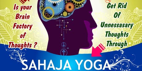 Free Sahaja Yoga Meditation Classes in Richmond B.C. tickets