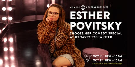 Comedy Central Presents Esther Povitsky tickets