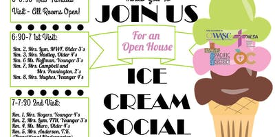 Early Childhood Open House & Ice Cream Social