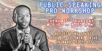 Public Speaking Pro Workshop