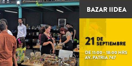 BAZAR IIDEA - Marcas 100% tapatías entradas