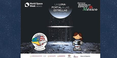 World Space Week / Semana Mundial del Espacio 2019 entradas