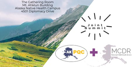 Joint Summit:  MCDR + AKPQC tickets