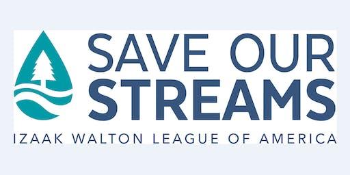 Save Our Streams Training - Cedar Falls, IA