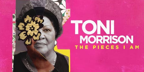 2019 PROXY Fall Film Festival: Toni Morrison: The Pieces I Am tickets