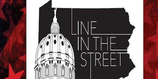 Screening of Gerrymandering film: Line In The Street
