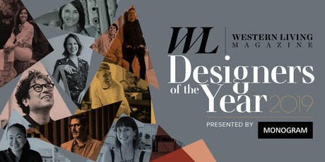 Western Living's Designers of the Year 2019 tickets