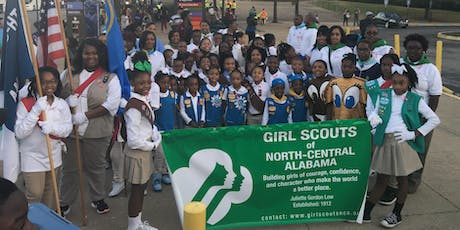 Girl Scouts McDonald Magic City Classic Parade 2019 tickets