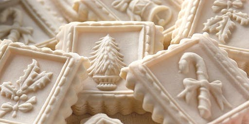 Create Your Own Holiday Cookie Mold with Becca Flis