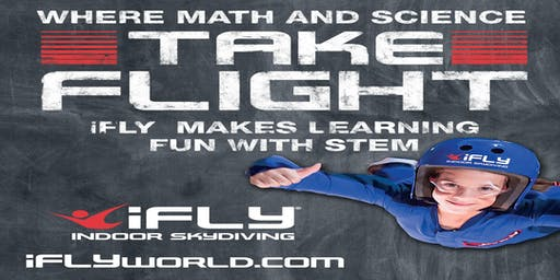 iFLY STEM Teacher's Night