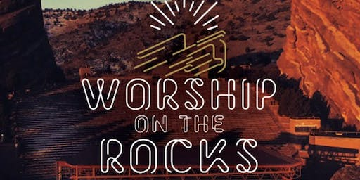 Worship on the Rocks - Save the Storks Volunteers - Morrison, CO
