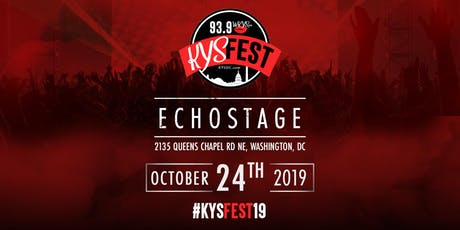 93.9 Presents  2nd Annual KYSFEST 2019 brought to you by HENNESSY tickets