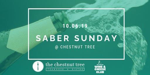 Saber Sunday