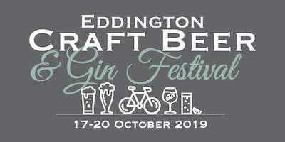 2nd Eddington Craft Beer & Gin Festival | Friday 18 October + Swamptruck