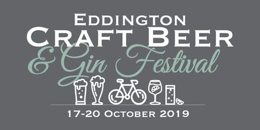 2nd Eddington Craft Beer & Gin Festival | Friday 18 October + Swamptruck