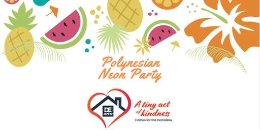 Polynesian Neon Party