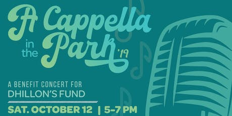 A Cappella in the Park tickets