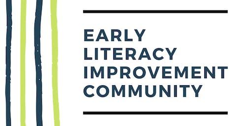 Early Literacy Improvement Community - School Year 2020 Launch