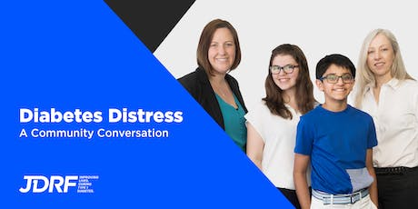 Diabetes Distress: Lower Mainland Presented by The Mary Cleaver Group tickets