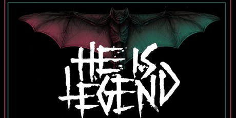 He is Legend tickets