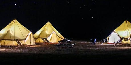 Glamping at Slide Ranch - Sept 28 tickets