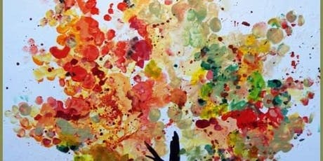 Reiki Expressive Paint Party tickets